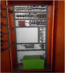 Power box for factory